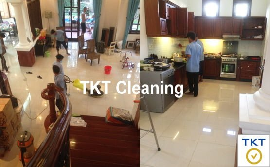 house cleaning service at district 2, Ho Chi Minh City, Vietnam