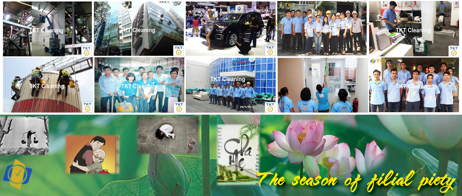 tkt cleaning company in ho chi minh viet nam banner The season of filial piety