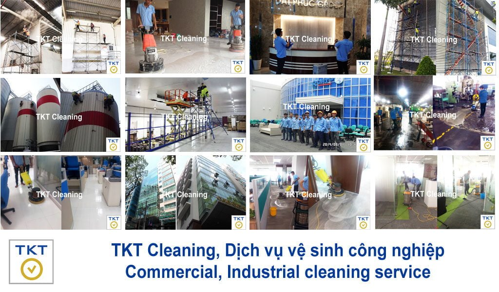 Commercial, Industrial Cleaning service