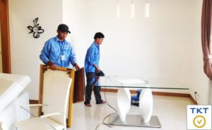 house cleaning service at district 7, Ho Chi Minh City, Vietnam