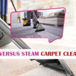 5 cách giặt thảm công nghiệp các công ty vệ sinh sử dụng