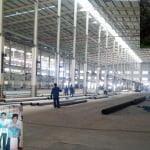 Dịch vụ chà sàn nhà xưởng nhà máy – KH Gain Lucky
