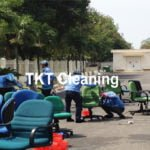 Dịch vụ giặt ghế văn phòng – Kh Cty Nhật Bản Rohto