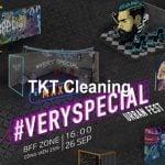 Dịch vụ vệ sinh sự kiện ngoài trời TPHCM