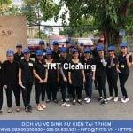 Dịch vụ vệ sinh sự kiện âm nhạc SVD QK7 TPHCM