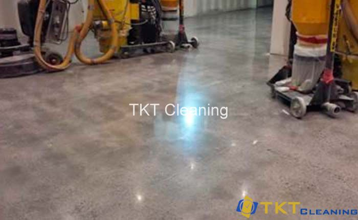Machine used by Concrete Floor Polishing Service