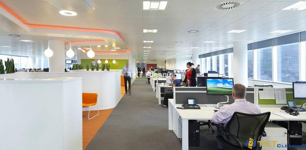 sức khỏe dân văn phòng phụ thuộc vào chất lượng không khí