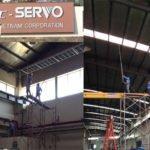 Dịch vụ vệ sinh nhà xưởng nhà máy – KH Nidec Servo