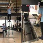 Dịch vụ tổng vệ sinh Showroom – KH Audi Vietnam Q1