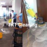 Dịch vụ giặt thảm văn phòng – KH Talisman tòa nhà Le Meridien